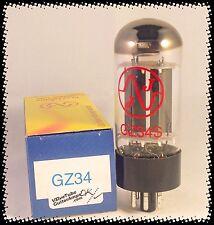 GZ34 = 5AR4 Rectificador Válvula/Tubo Jj Electronic