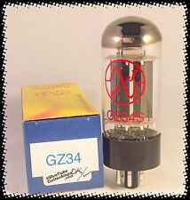 GZ34 =5AR4  Rectifier Valve /Tube JJ Electronic