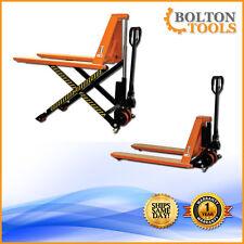 Bolton Tools Scissor High Lift Pallet Jack Hand Truck Lift 3300 lb GS150