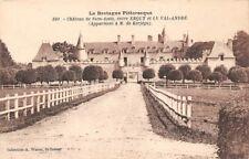 château de Bien-Assis - entre Erqui et le Val André - ( A Mr Kerjégu)