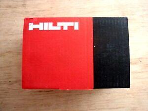 """100 x HILTI X-U 37 MX (1 1/2"""") UNIVERSAL CONCRETE/ STEEL NAIL/ FASTENER #237349"""