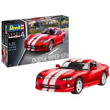 Revell Dodge Viper GTS Car Model Set (Level 4) (Scale 1:25) - 07040 - NEW