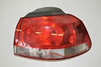 VW GOLF MK6 1.4 TSI 2010 LHD REAR TAIL LIGHT LAMP RIGHT OFF SIDE 5K0945112