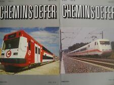 revue AFAC Orlyval,RATP,USA,GEC Alsthom,Pont de Neuilly, TGV Allemagne,Athènes