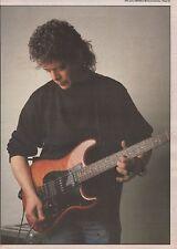 """LOU REED and guitar LARGE newsprint POSTER/ Pin Up 16x12"""""""