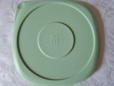 "Martha Stewart Everyday Replacement Lid Seal Pale Green Mint 4""  M-80 LID ONLY"