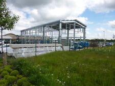 Industrial Pre-Fabricated Steel Framed Buildings for sale | eBay