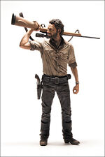 Rick Grimes Sheriff The Walking Dead TV Serie Horror 25cm Action Figur McFarlane
