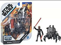 Star Wars Mission Fleet - Darth Maul New 2.5in Action figure Sealed Mint
