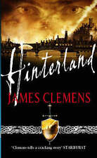 Hinterland (Godslayer), By James Clemens,in Used but Acceptable condition