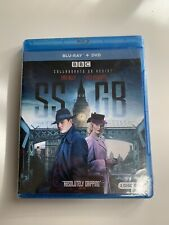 SS-GB  BBC (Blu-ray + DVD) Collaborate Or Resist New