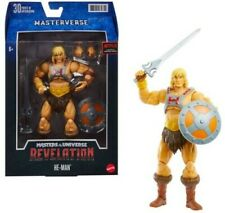 Mattel Collectible - Masters of the Universe Masterverse He-Man Classic (He- Toy