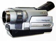 Sony Digital 8- Camcorder DCR-TRV145E vom Fachmann mit 1 Jahr Gewährleistung