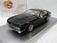 """KESS 43034000 # Dodge Challenger Frua 6.3 Baujahr 1970 in """" schwarz """" 1:43 NEU"""