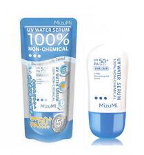 40 G MizuMi UV Water Serum 100% Non-Chemical Sunscreen Anti-Aging SPF50+ PA++++