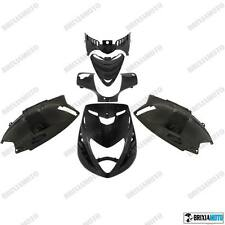 SET CARENADO PIAGGIO ZIP SP LC 50 2T NEGRO BRILLANTE 5PZ PLÁSTICO CÁSCARAS