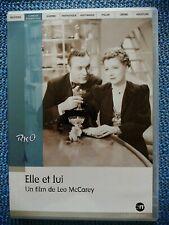 ELLE ET LUI EN DVD AVEC IRENE DUNNE ET CHARLES BOYER (ENVOI MONDIAL RELAY)