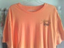 "Margaritaville ""Aloha Beaches"" paradise beach peach t-Shirt Sz-Xxxl"