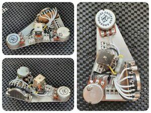 Fender Stratocaster Strat Tone Mod Blend Series wiring harness loom upgrade kit