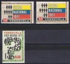 Venuzuela postfris 1971 MNH 1868-1869 - Volkstelling