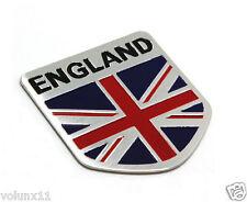 Car Badge Union Jack England Flag Emblem Auto Stickers Sticker Decal