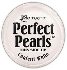 Perfect Pearls Pigment Powders 1oz-Confetti White - Ranger