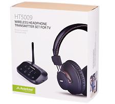 Avantree  Low Latency Bluetooth Headphones & Transmitter Set for TV