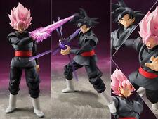 Anime Dragon Ball Z Figure Jouets Rose Goku Figma Action Figurine Statues 14cm