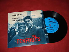 """THE TENFOOTS Milk and honey RARE 7"""" NEW WAVE Private"""