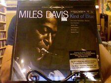 Miles Davis Kind of Blue LP sealed 180 gm vinyl John Coltrane RE reissue