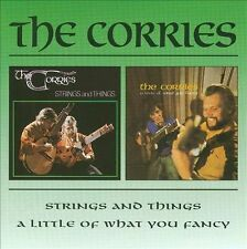 Strings and Things/a Little of What You Fancy by The Corries (CD, Jan-2003, 2...