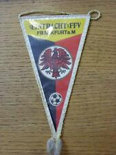 "1960/1970's Slavia Praha Club Pennant - Approx 7 "" (no appparant faults)"