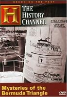 MYSTERIES OF THE BERMUDA TRIANGLE (HISTORY CHANNEL) VERY RARE NEW AND SEALED