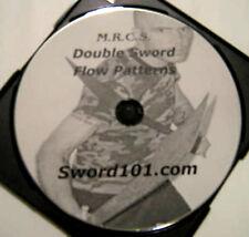 Practice Sword Filipino Flow Pattern Presas art Training Video Philippines Dvd
