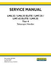 NEW HOLLAND LM6.32, LM6.35 ELITE, LM7.35, LM7.42 ELITE, LM9.35 TIER 4 TELESCOPIC