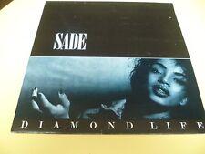 """SADE  """"DIAMOND LIFE EPIC EPC 26044 1985 SMOOTH JAZZ"""