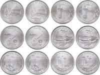 2009 P&D DC & U.S. Territories Quarter 12-Coin Set Uncirculated Mint State 25c