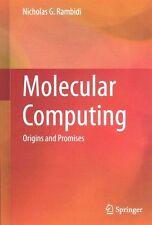 Molecular Computing by Rambidi Nicholas G. 3211996982 Springer Verlag GmbH