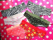 Victoria's Secret PINK NEW! LOGO Waist CHEEKSTER, size M, lot of 3, Brand NEW!
