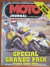 MOTO JOURNAL SPECIAL  GRAND PRIX 1979 VITESSE CROSS TRIAL  N°433