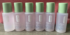 X6: Lot Clinique Clarifying Lotion 2 Dry Combination Skin 1oz. Brand New