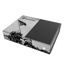 Xbox One Console Skin - Flag Raise by US Marine Corps - Sticker Decal Wrap
