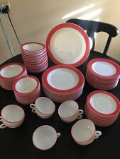 Vintage Pyrex Flamingo Pink Dinnerware - Assorted pieces / Sold By The Piece