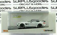 Tarmac Works 1:64 Scale 2018 Hobby64 Designo Diamond White MERCEDES AMG GT-R GTR