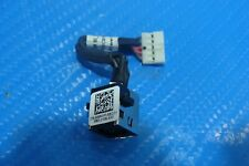 """Dell Latitude 15.6"""" E5570 Genuine Laptop Dc In Power Jack w/ Cable Wp4Yf"""