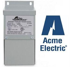NEW ACME DRY TYPE TRANSFORMER TF279261S