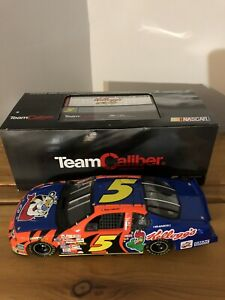 2002 TERRY LABONTE #5 KELLOGG'S 1:24 TEAM CALIBER PREFERRED NASCAR DIECAST