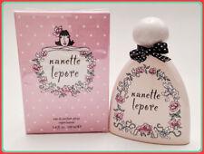 Nanette Lepore 3.4 oz Eau De Parfum Spray For Women New Sealed Box