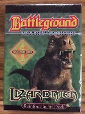 Battleground: Fantasy Warfare Lizardmen Reinforcements