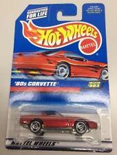 Hot Wheels Red '80's Corvette